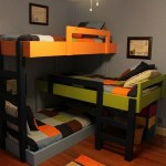46 Kids Bunk Bed Decoration Ideas & Safety Tips 37