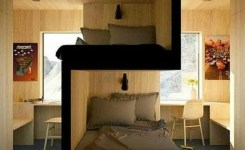 46 Kids Bunk Bed Decoration Ideas & Safety Tips 5