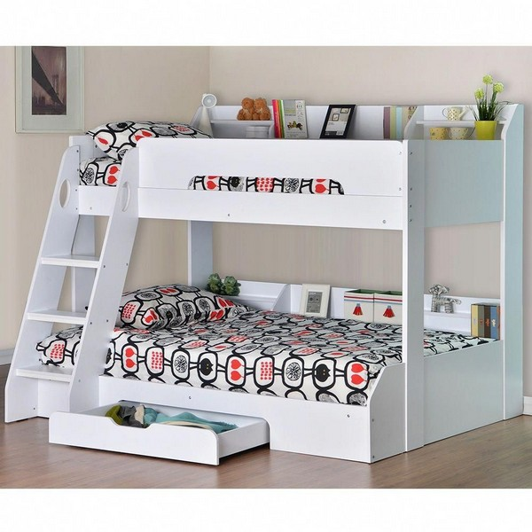 46 Kids Bunk Bed Decoration Ideas & Safety Tips 8