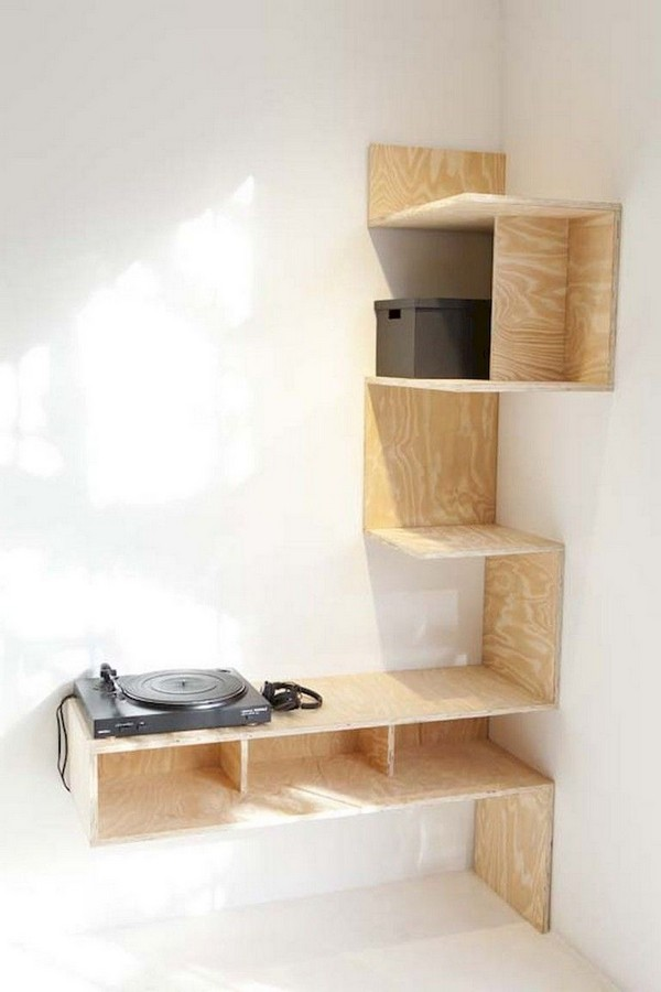 46 New Corner Shelves Ideas 009