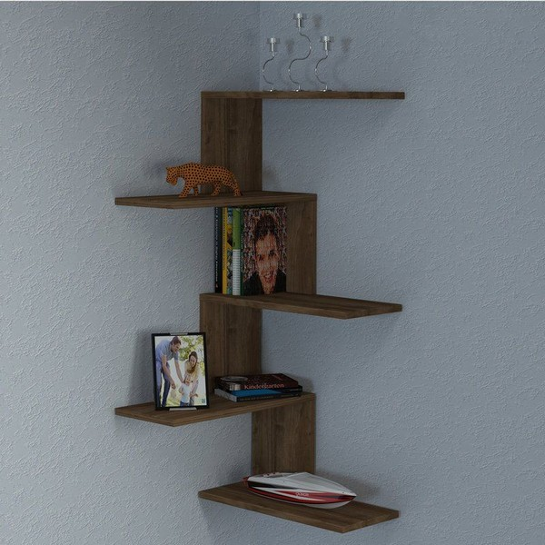 46 New Corner Shelves Ideas 033