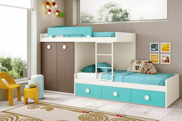 46 Top Choice Kids Bunk Bed Design Ideas Tips Choosing The Right Bunk Bed For Your Child 12