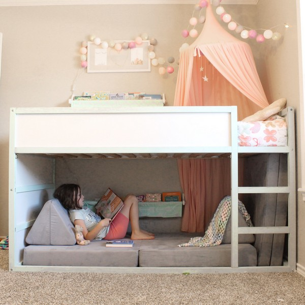 46 Top Choice Kids Bunk Bed Design Ideas Tips Choosing The Right Bunk Bed For Your Child 44