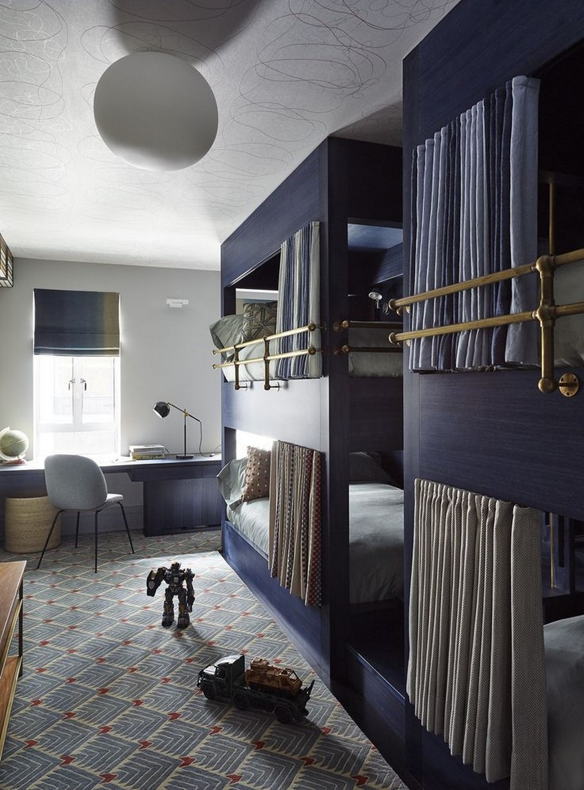47 Best Choices Of Bunk Bed Styles Ideas For Your Home 29