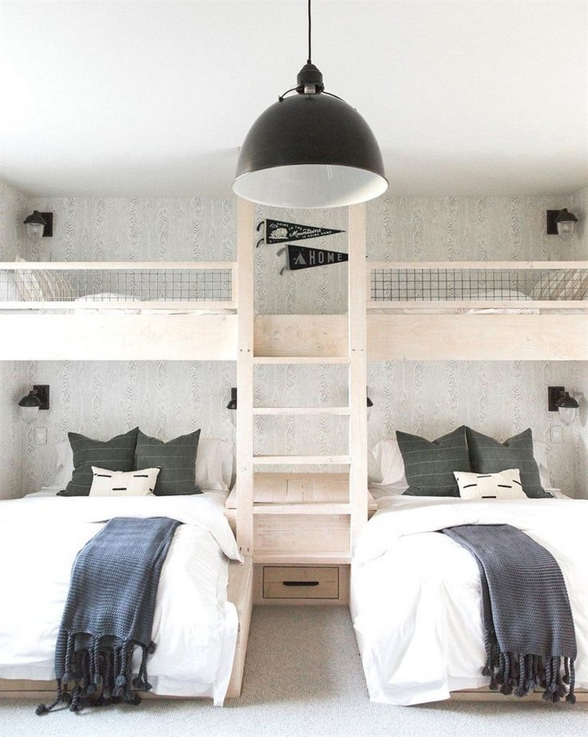47 Best Choices Of Bunk Bed Styles Ideas For Your Home 32