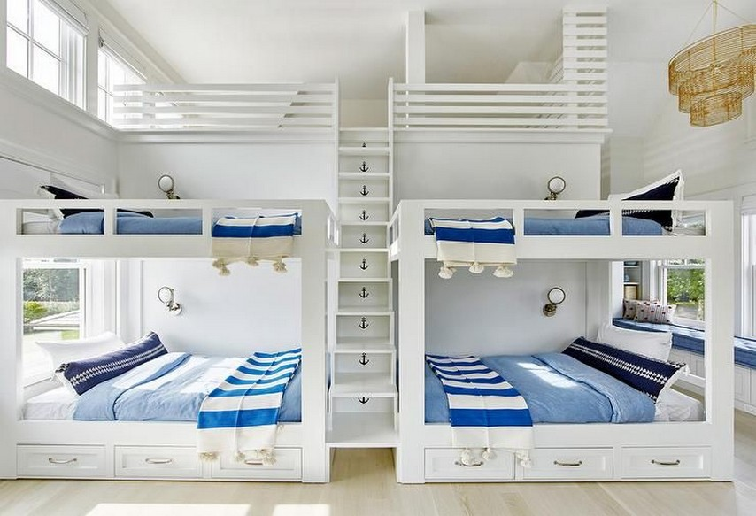 47 Best Choices Of Bunk Bed Styles Ideas For Your Home 38