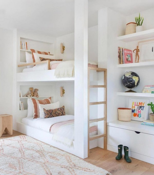 48 Best Choices Of Kids Bunk Bed Design Ideas Tips When Shopping For Bunk Beds 19