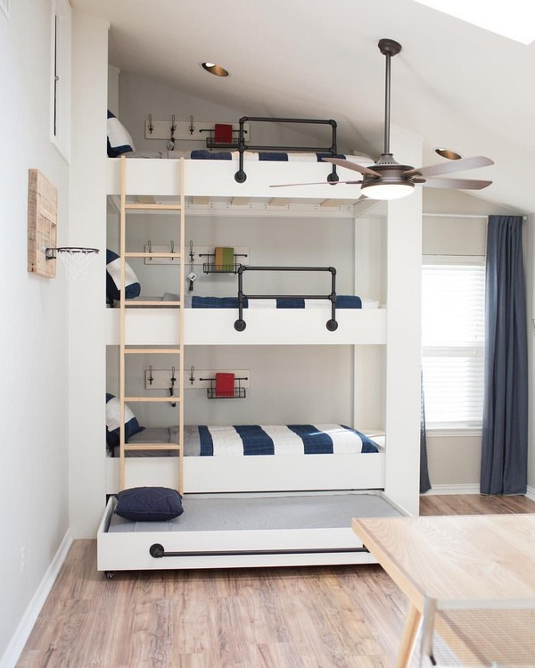 48 Best Choices Of Kids Bunk Bed Design Ideas Tips When Shopping For Bunk Beds 44