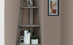 55 Luxury Corner Shelves Ideas 054