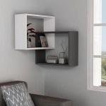 60 Best Of Corner Shelves Ideas 056