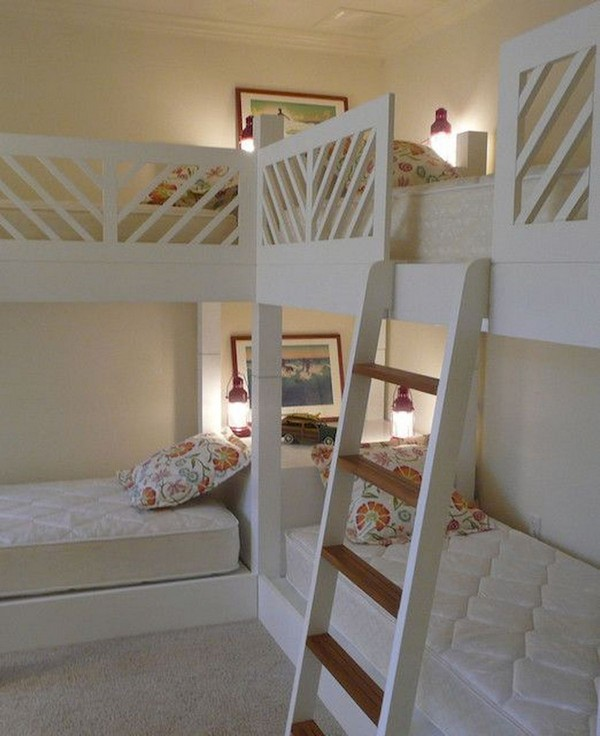 65 Nice Bunk Beds Design Ideas The Best Way To Maximize Your Living Space 22