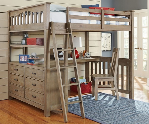 65 Nice Bunk Beds Design Ideas The Best Way To Maximize Your Living Space 9