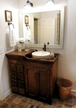 70 Kinds Of Farmhouse Bathroom Accessories Ideas- 5 Must Have Bathroom Accessories-5874