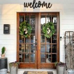 79 Beautiful Farmhouse Front Porches Decorating Ideas-3984