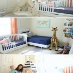 85 Awesome Bedroom Boy and Girl Decorating Ideas-3889