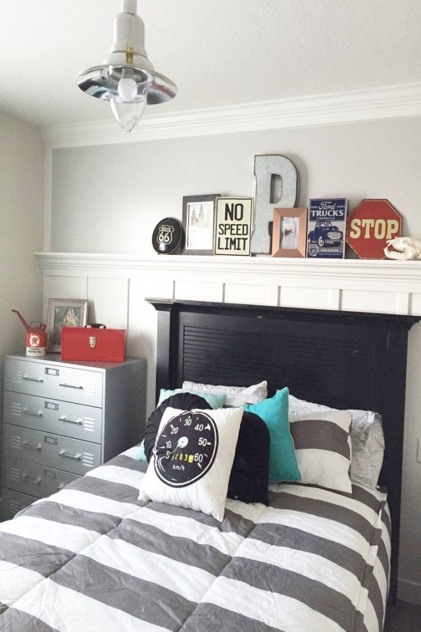 85 Awesome Bedroom Boy and Girl Decorating Ideas-3899