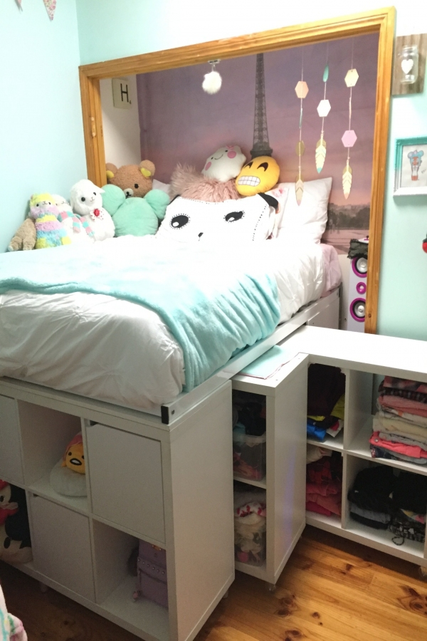 85 Awesome Bedroom Boy and Girl Decorating Ideas-3917