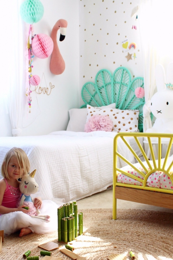 85 Awesome Bedroom Boy and Girl Decorating Ideas-3942