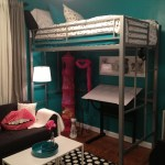 85 Best Of Loft Bedroom Teenage Decoration Ideas-3694