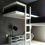 85 Best Of Loft Bedroom Teenage Decoration Ideas-3705