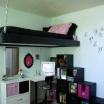 85 Best Of Loft Bedroom Teenage Decoration Ideas-3713