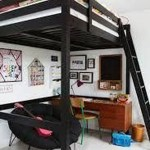85 Best Of Loft Bedroom Teenage Decoration Ideas-3757