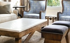 Creative Rustic Style Furniture Plans To Accent A New Home