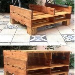 86 Most Pupulars Pallet Wood Projects Diy-3798