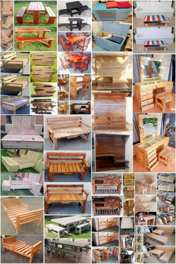 86 Most Pupulars Pallet Wood Projects Diy-3819