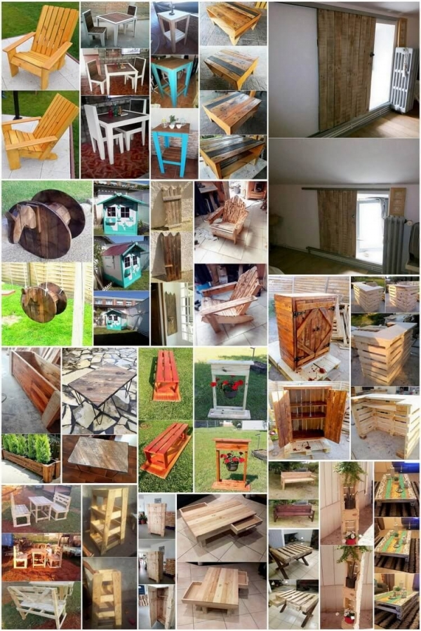 86 Most Pupulars Pallet Wood Projects Diy-3831