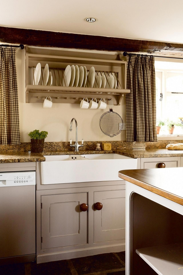90 Rural Kitchen Ideas for Small Kitchens Look Luxurious 6208