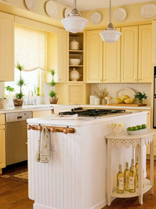 90 Rural Kitchen Ideas for Small Kitchens Look Luxurious 6244