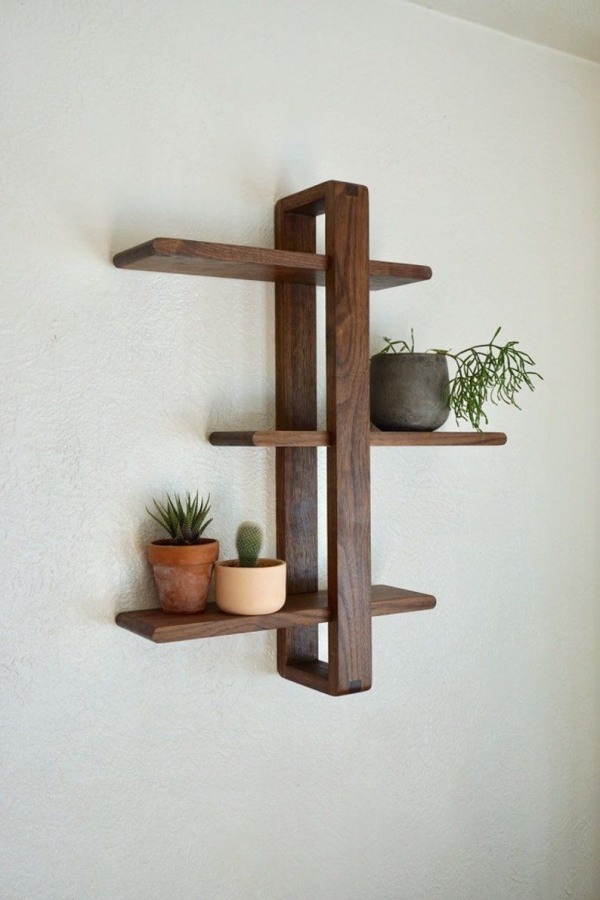 91 Most Popular Wall Shelf Ideas for Your Home Decoration 3404