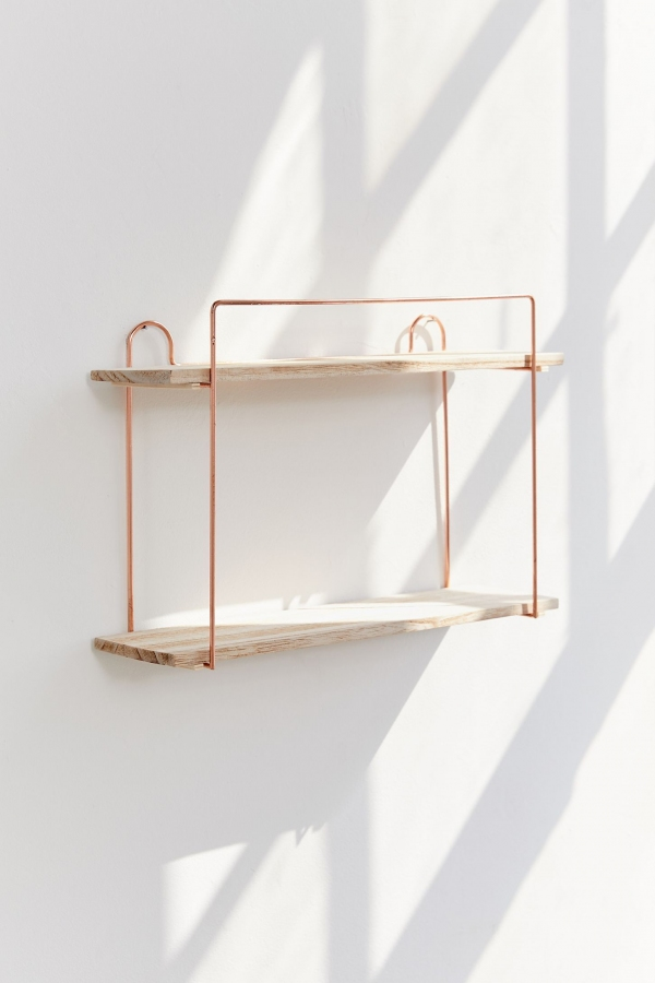 91 Most Popular Wall Shelf Ideas for Your Home Decoration-3419