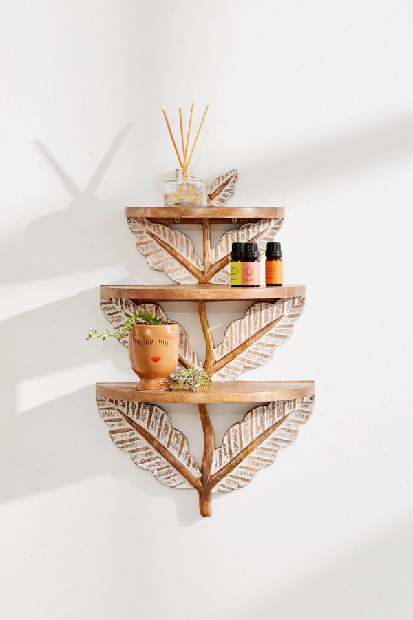 91 Most Popular Wall Shelf Ideas for Your Home Decoration-3420