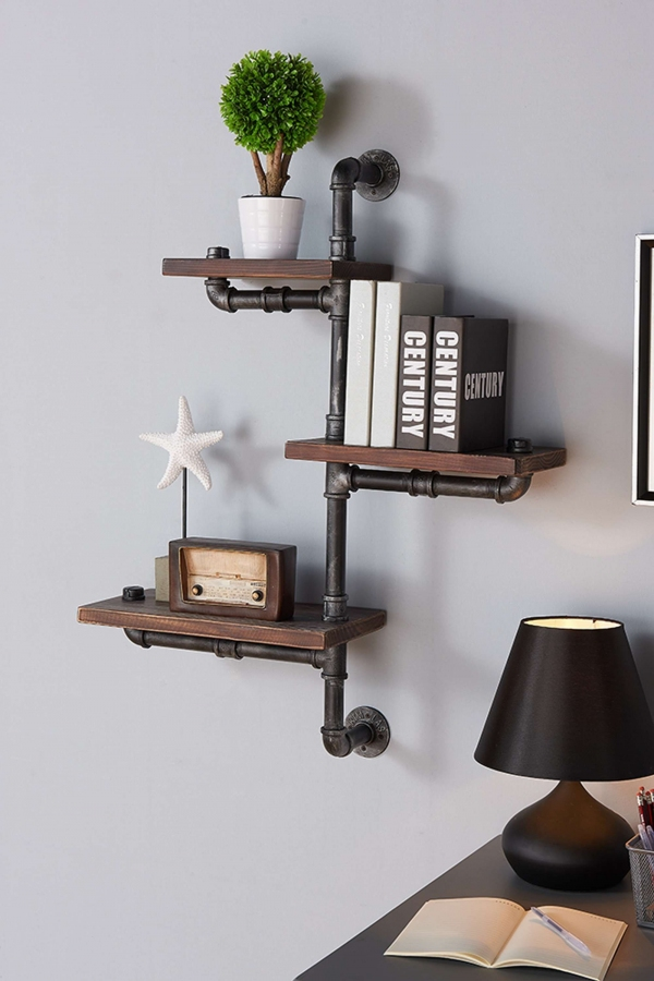 91 Most Popular Wall Shelf Ideas for Your Home Decoration-3422