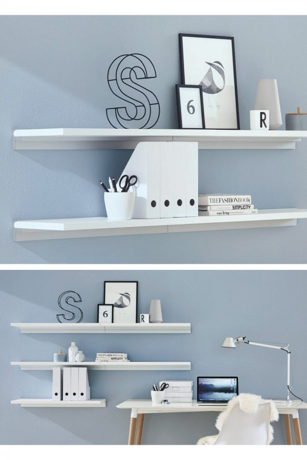 91 Most Popular Wall Shelf Ideas for Your Home Decoration-3428