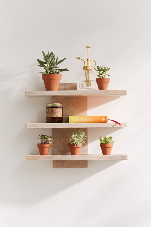 91 Most Popular Wall Shelf Ideas for Your Home Decoration-3406