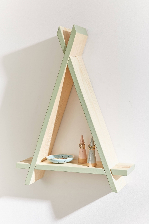 91 Most Popular Wall Shelf Ideas for Your Home Decoration-3435