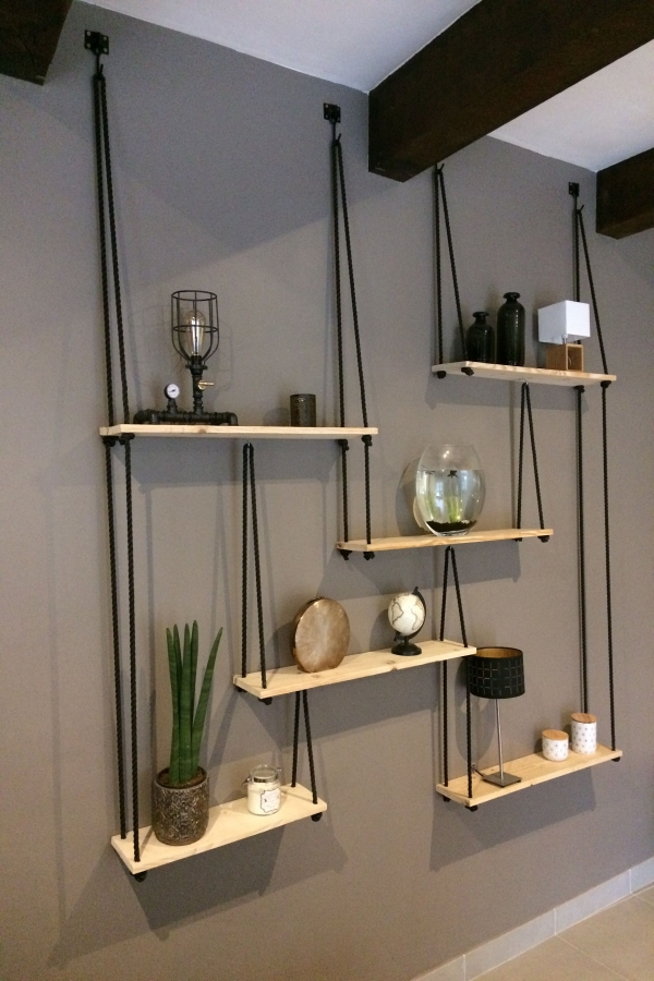94 Models Wood Shelving Ideas for Your Home-3517