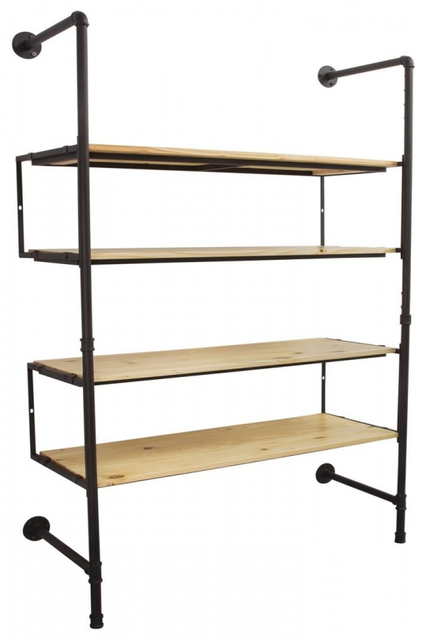 94 Models Wood Shelving Ideas for Your Home-3502