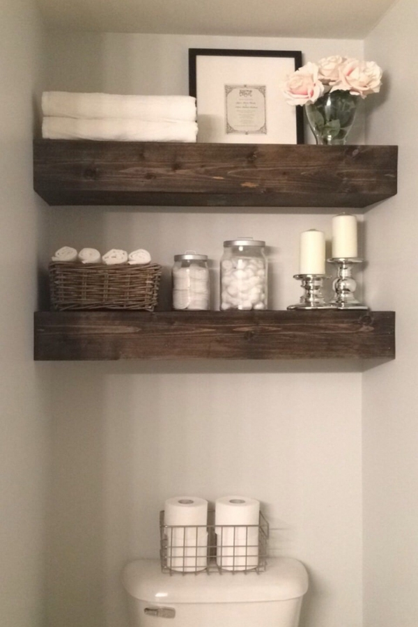 94 Models Wood Shelving Ideas for Your Home-3579