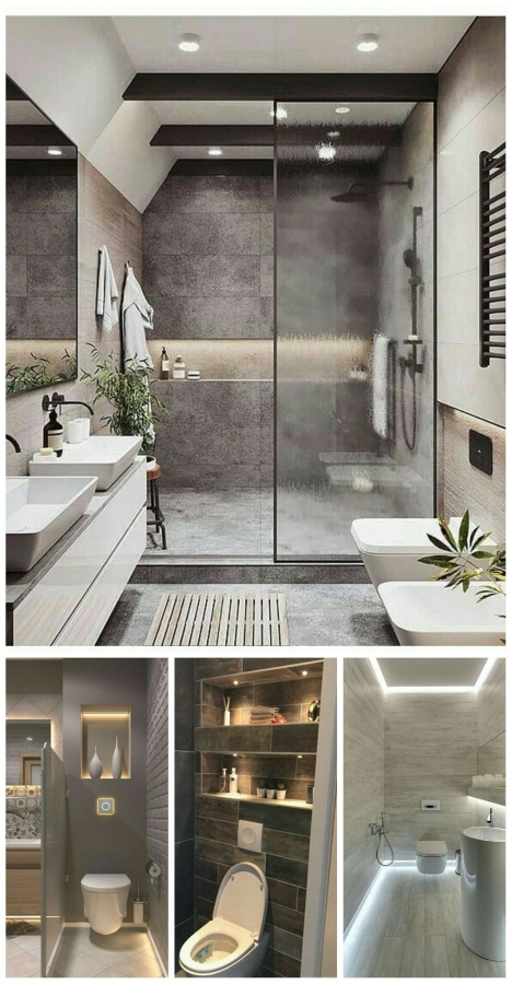 95 Beautiful Walk In Shower Ideas for Small Bathrooms 5640