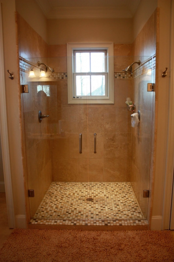95 Beautiful Walk In Shower Ideas for Small Bathrooms 5705