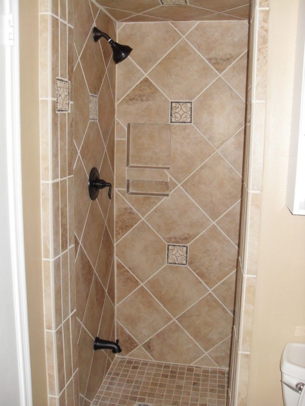 95 Beautiful Walk In Shower Ideas for Small Bathrooms 5712