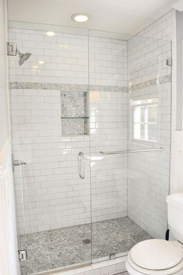 99 Beautiful Bathroom Shower Decoration - Look at them-3597