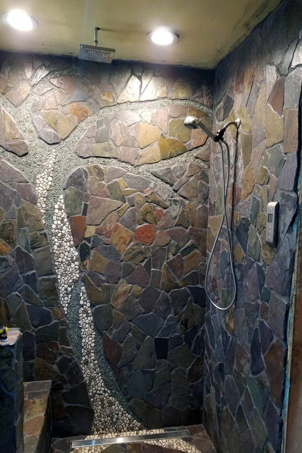 99 Beautiful Bathroom Shower Decoration - Look at them-3681