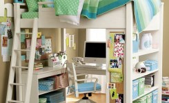 ✔️ Why Bunk Beds With Stairs And Desk 20