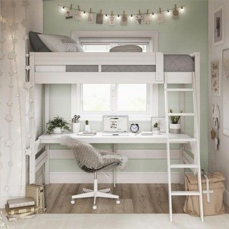 ✔️ Why Bunk Beds With Stairs And Desk 27