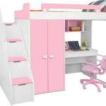 31 Most Popular Kids Bunk Beds Design Ideas Make Sleeping Fun For Your Kids 19